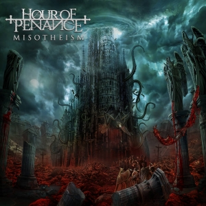 HOUR OF PENANCE - Misotheism - CD/ jewelcase (2019)