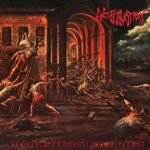 ENCOFFINATION - Ritual Ascension Beyond Flesh - CD/jewelcase (2011)