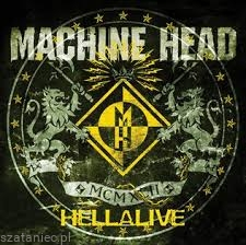 MACHINE HEAD - Hellalive - CD/ jewelcase (2003)
