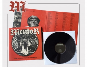 MENTOR - Cults, Crypts and Corpses - LP/ black vinyl/ gatefold