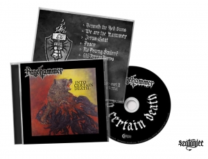 RAGEHAMMER - Into Certain death - CD/ jewelcase (2020)