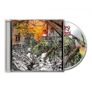 SANITY CONTROL - War of life - CD/ jewelcase (2020)