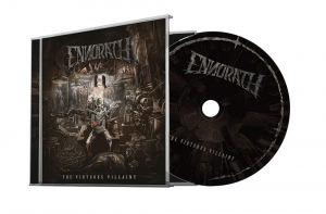 PRE-ORDER! ENNORATH - The Virtuous Villlainy  - CD/jewelcase (2021)