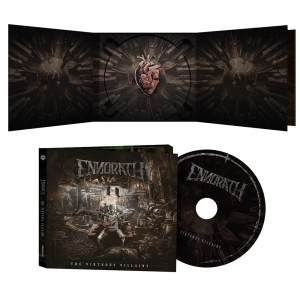 PRE-ORDER! ENNORATH - The Virtuous Villainy  - CD/digipack (2021)