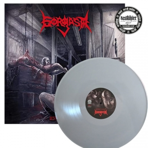 GORGASM - Destined to Violate - LP/ Vinyl SILVER (2019)