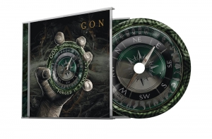 PRE-ORDER! GON - Forget in Reminisce  - CD/ jewelcase (2021)