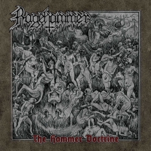 RAGEHAMMER - The Hammer Doctrine - LP/ CZARNY WINYL (2017)