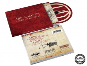 SHODAN - Protocol of Dying - CD/ jewelcase