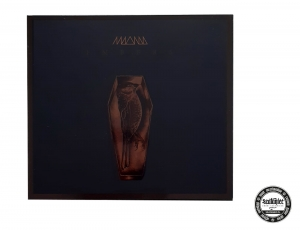 MOANAA - Embers - CD/ digipack (2021)