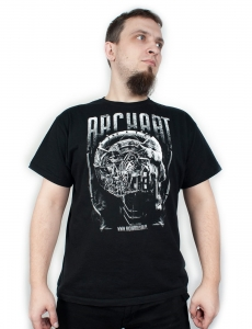 T-shirt BIOMECHANIC HEAD (men)