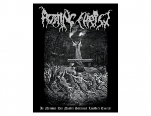 Rotting Christ flaga 70x90 cm  In Nomine