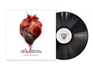 ANVISION -LOVE & HATE [LP/ winyl/ gatefold]