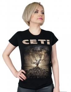 CETI - Snakes of Eden - t-shirt/ women