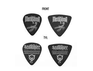 METASOMA -  guitar picks
