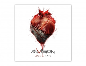 ANVISION - LOVE & HATE [CD/jewelcase]