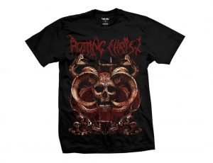 ROTTING CHRIST t-shirt Skull