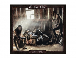 YELLOW HORSE - Lost Trail CD