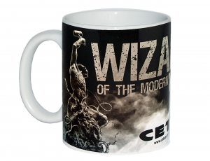 Mug CETI - WIZARD black