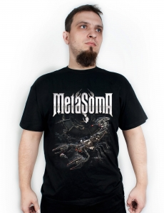 METASOMA - Dead Happy Tshirt męski
