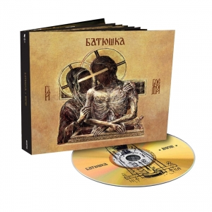 BATUSHKA - HOSPODI - CD/ digibook+booklet